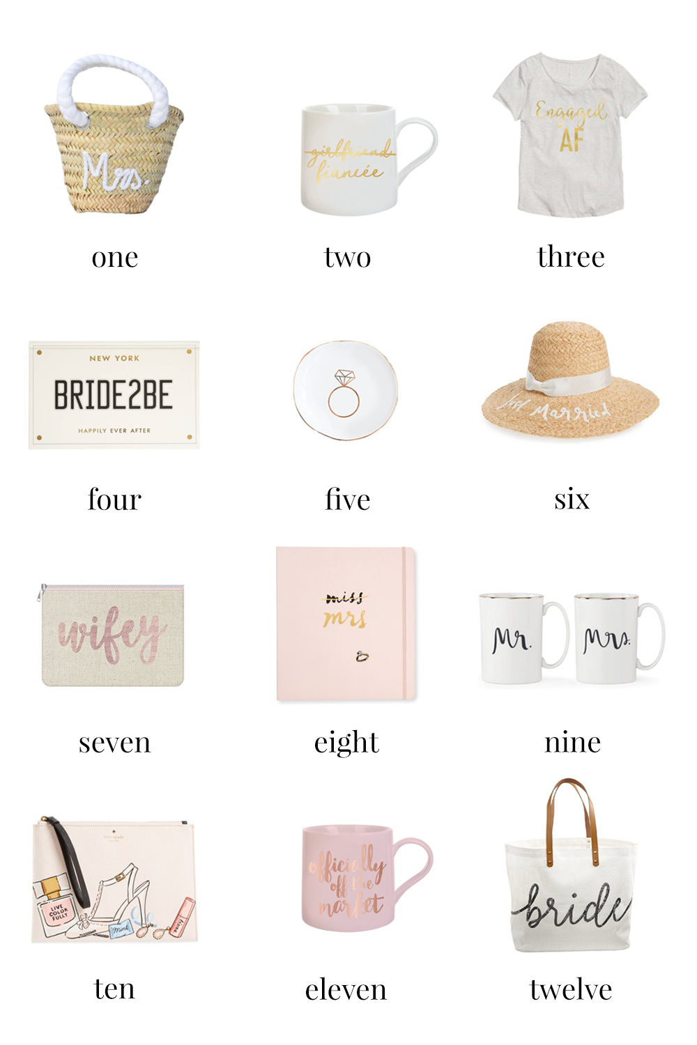 10 Cute Gift Ideas For A Bride gift ideas for the bride to be money can buy lipstick 2020
