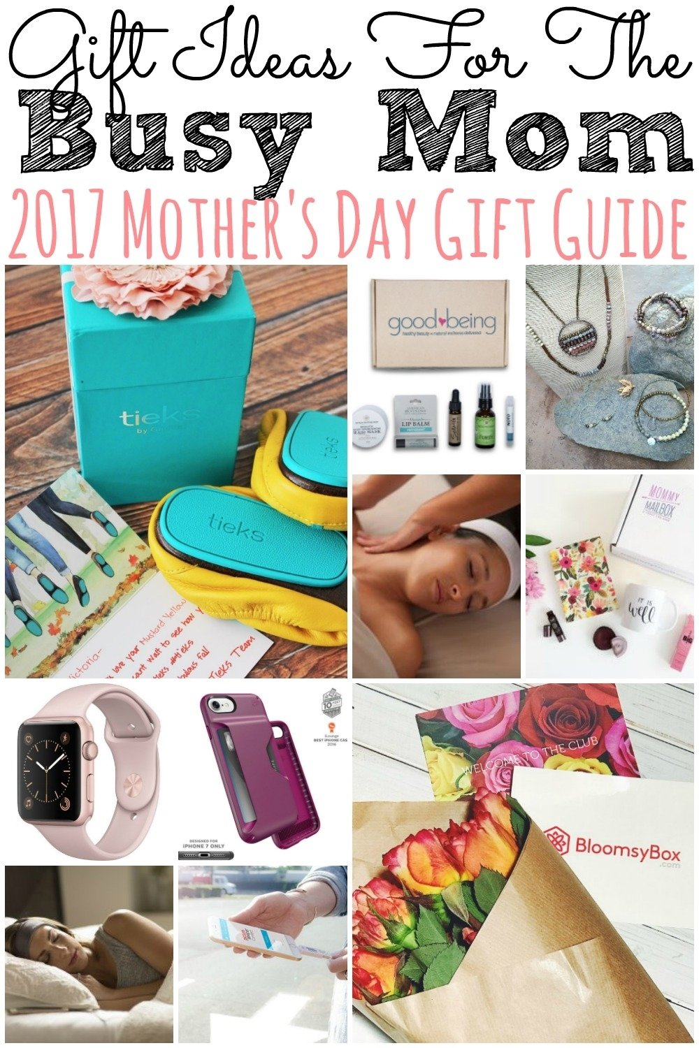 10 Cute Good Mothers Day Gifts Ideas gift ideas for the busy mom 2017 mothers day gift guide simply 2 2021