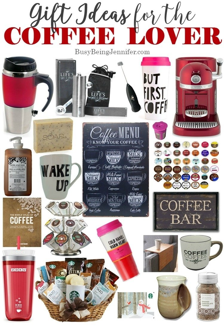 10 Pretty Gift Ideas For Coffee Lovers gift ideas for the coffee lover busy being jennifer 2020