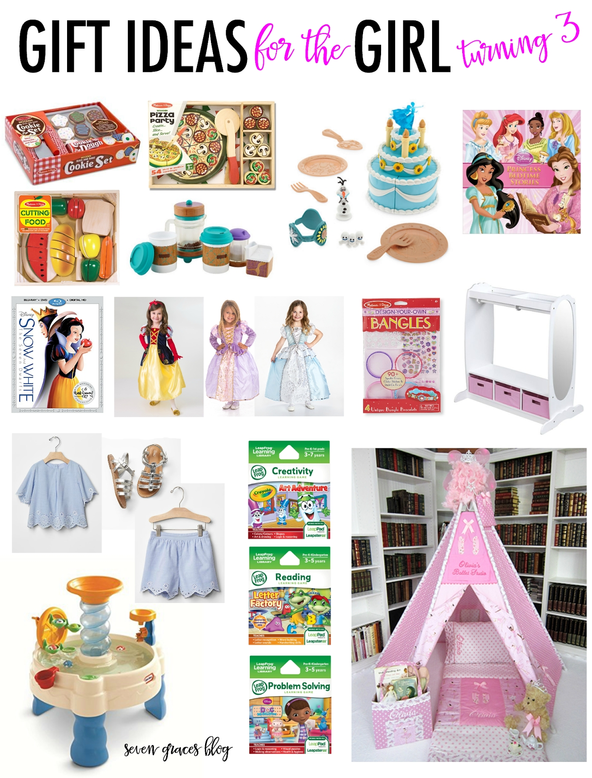 10 Stunning Gift Ideas For Little Girls gift ideas for the girl turning three third gift and girls 1 2021