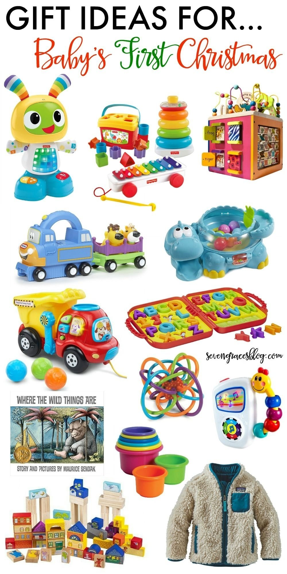 10 Ideal Baby First Christmas Gift Ideas gift ideas for the preschool girl and for babys first christmas 2 2020