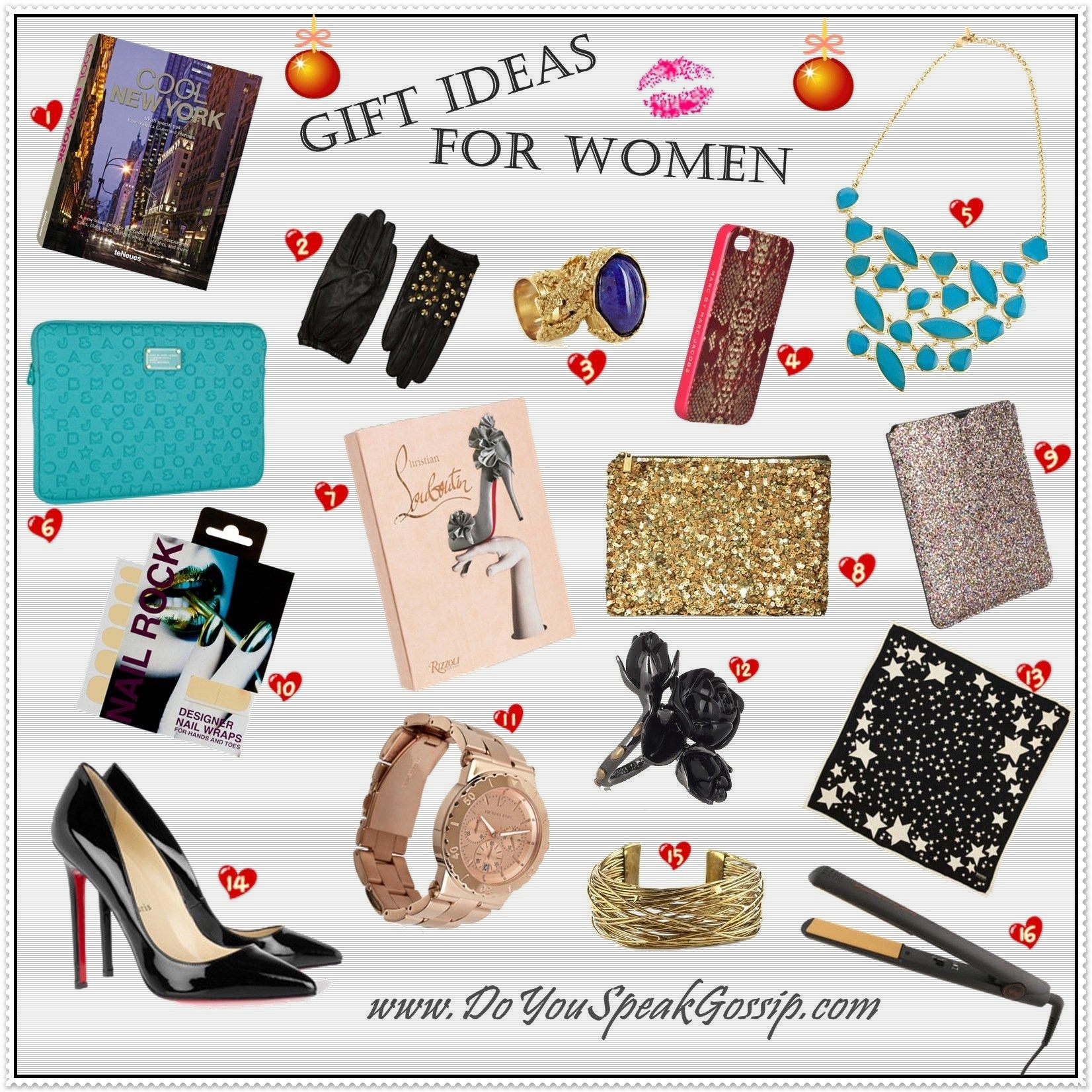 10 Wonderful Birthday Present Ideas For Her gift ideas for women do you speak gossipdo you speak gossip 2020