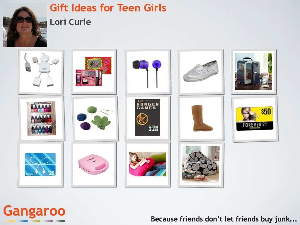 10 Awesome Gift Ideas For Teenage Girls gift ideas for you gift ideas for teen girls 1