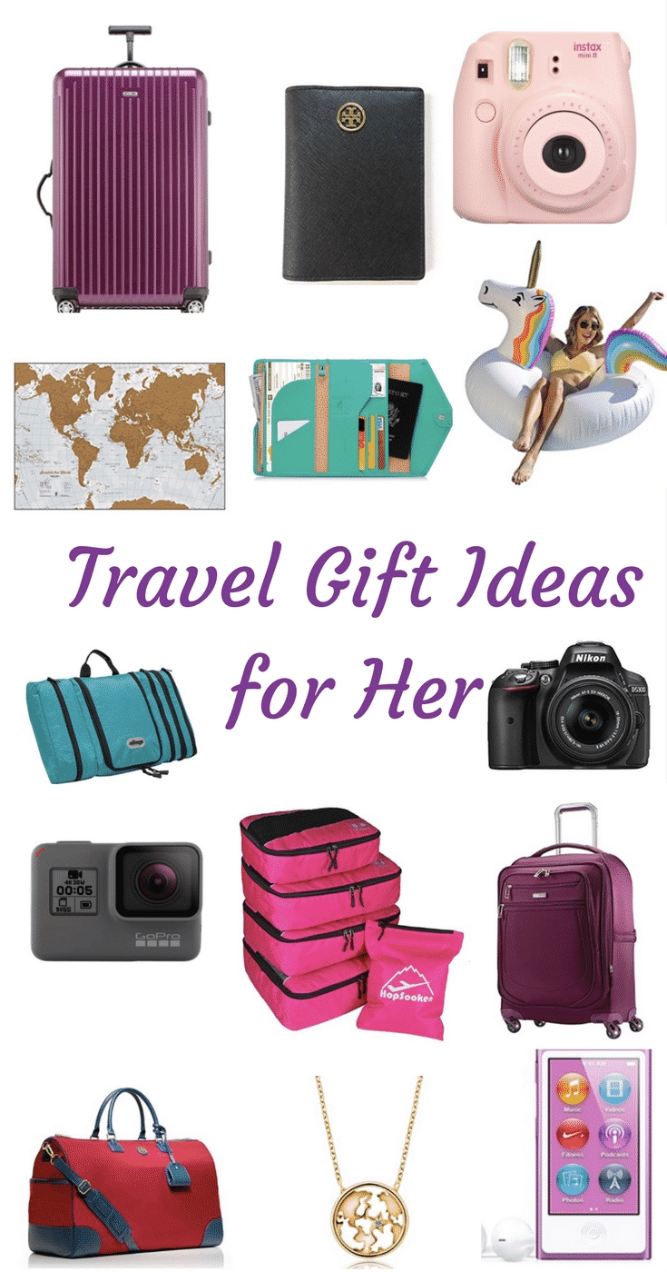 10 Fabulous Travel Gift Ideas For Women gift ideas travel gift ideas for her 1