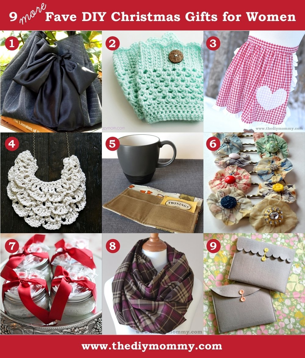 10 Lovable Homemade Gift Ideas For Women gift in a tin the diy mommy part 2 7 2020