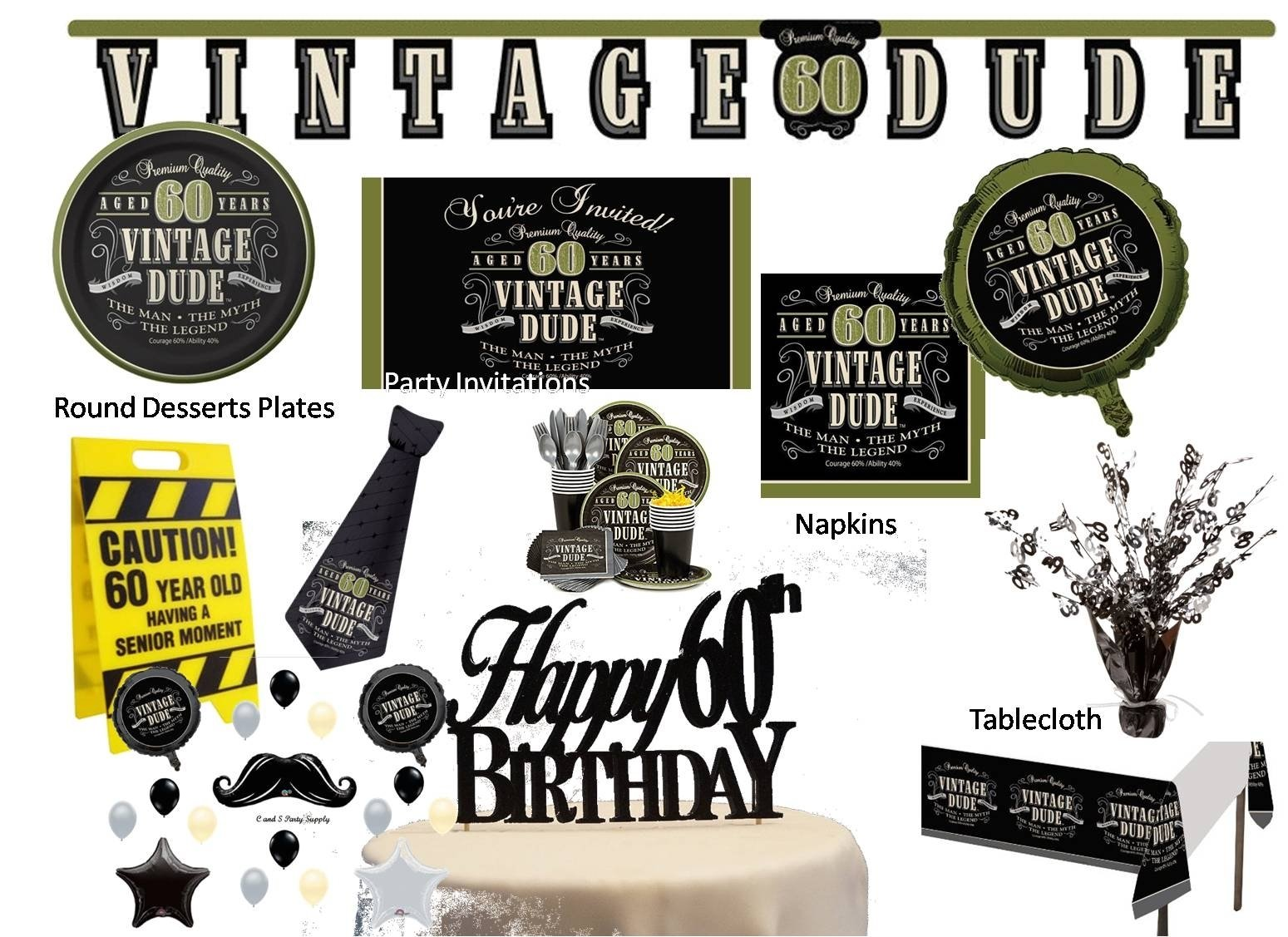 gifts design ideas: 60th birthday gifts for men ideas to make them