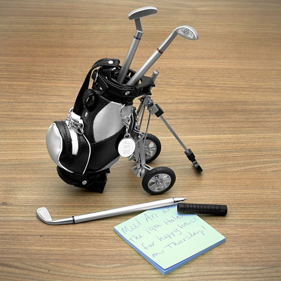 gifts design ideas: golf gifts for men who have everything in