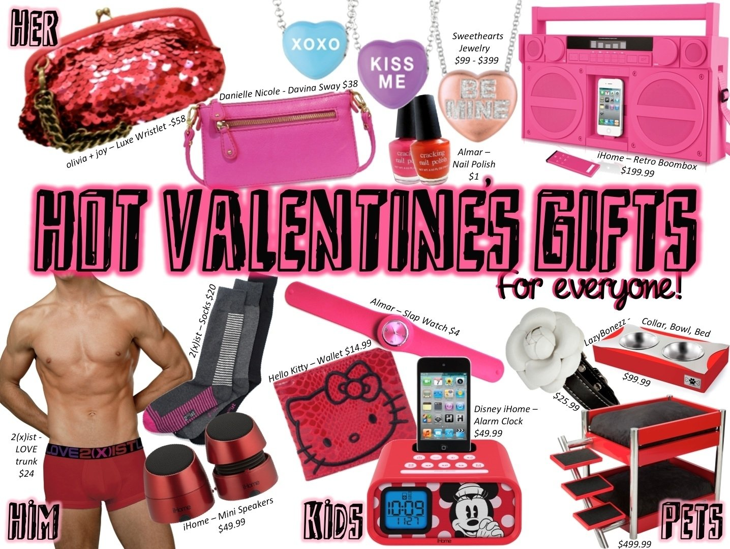 gifts design ideas: good valentines day gifts for men valentine