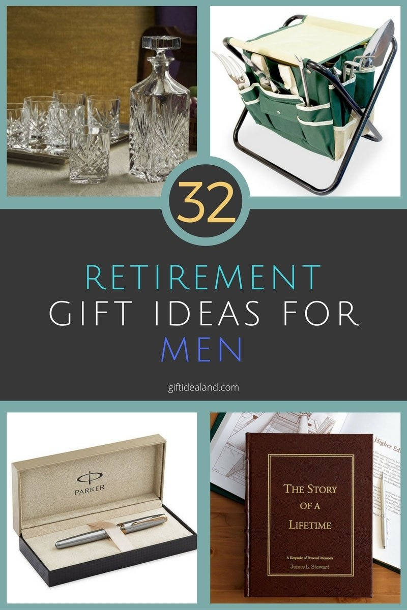 10 Great Funny Retirement Gift Ideas For Men gifts design ideas top best executive personalized retirement gifts 2021