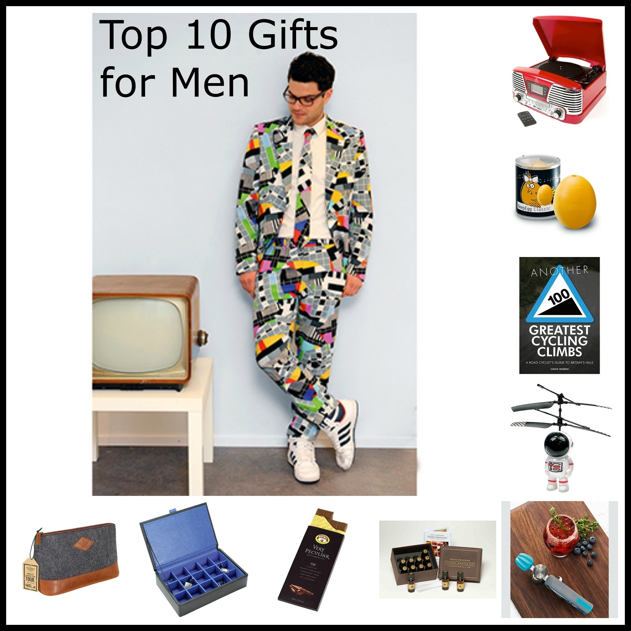 gifts design ideas: top ten gifts for men fun gifts for men, unique