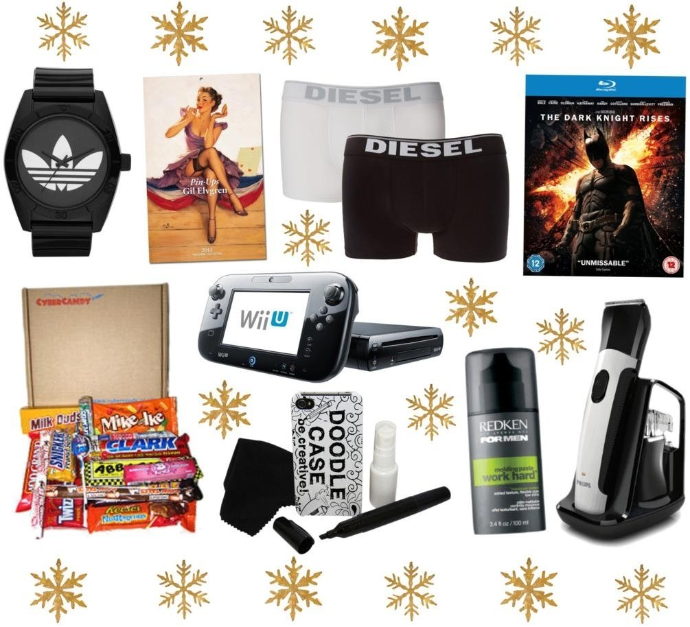 10 Awesome Holiday Gift Ideas For Men gifts design ideas unique christmas gift ideas for men in cool 1 2020