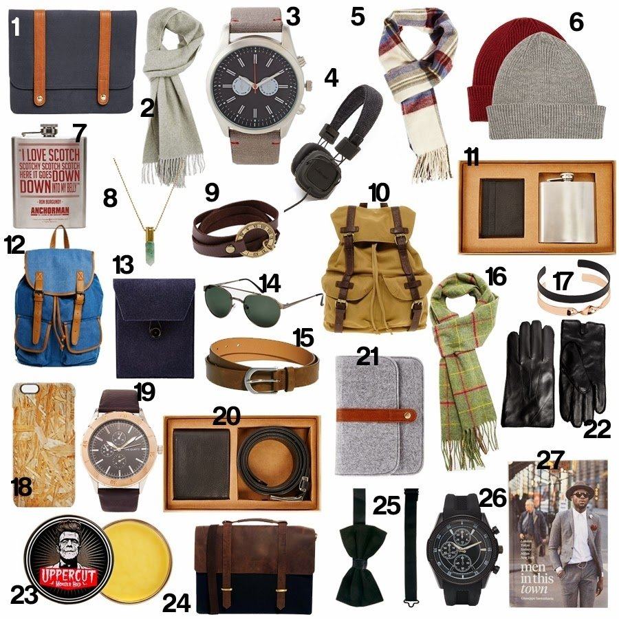 gifts design ideas: unique christmas gift ideas for men in cool