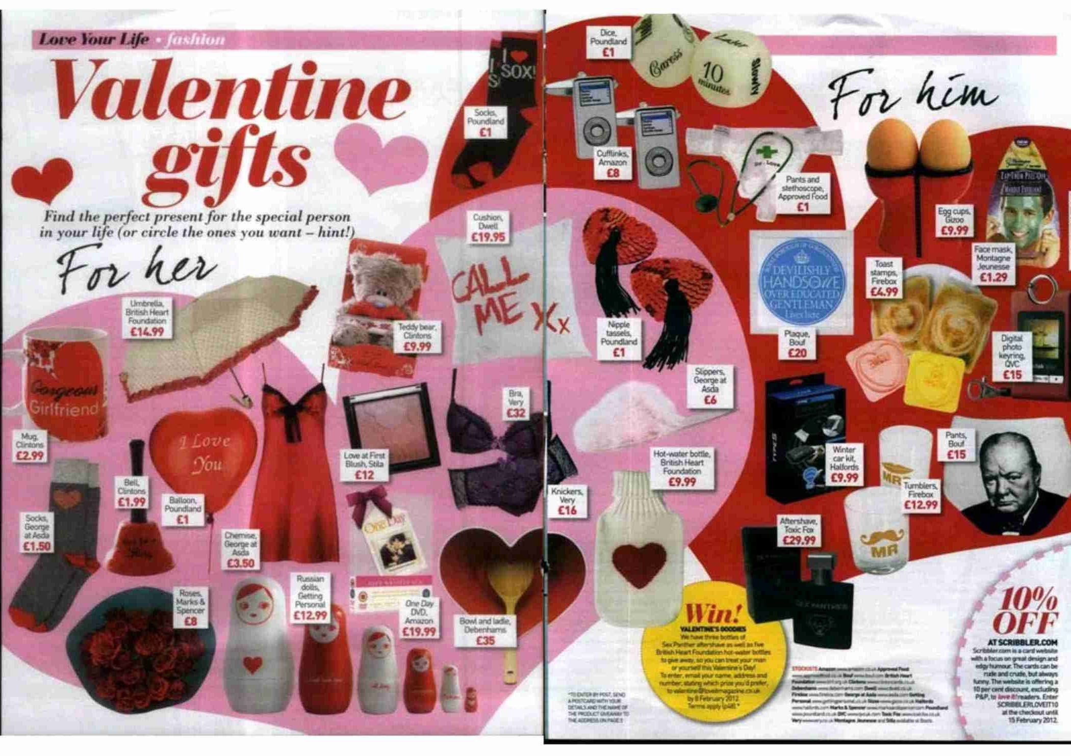 10 Best Valentine Gift Ideas For Men gifts design ideas valentine gift for men who have everything in 2021