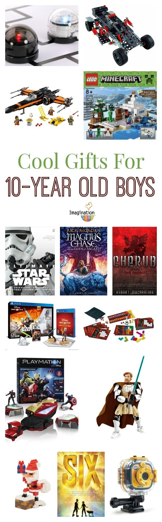 10 Unique Gift Ideas For 10 Year Old Boy gifts for 10 year old boys imagination soup 3 2020