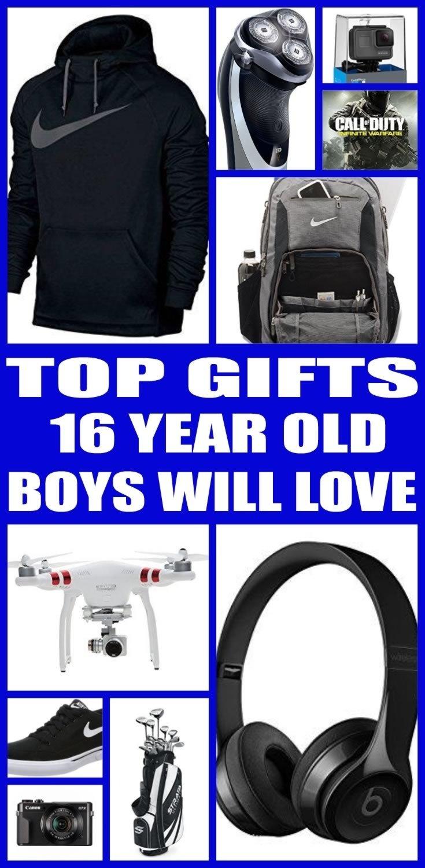 10 Elegant 16 Year Old Boy Birthday Gift Ideas Gifts For Boys 1