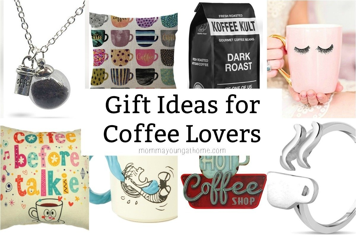 10 Pretty Gift Ideas For Coffee Lovers gifts for coffee lovers momma young at home 2020