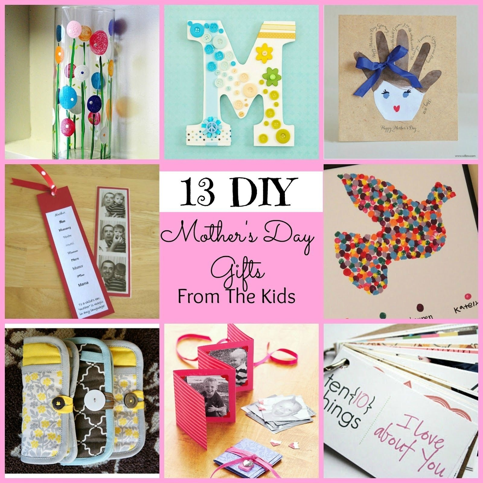 10 Stunning Mothers Day Ideas From Kids gifts for grandma google search gift ideas pinterest diys 2020