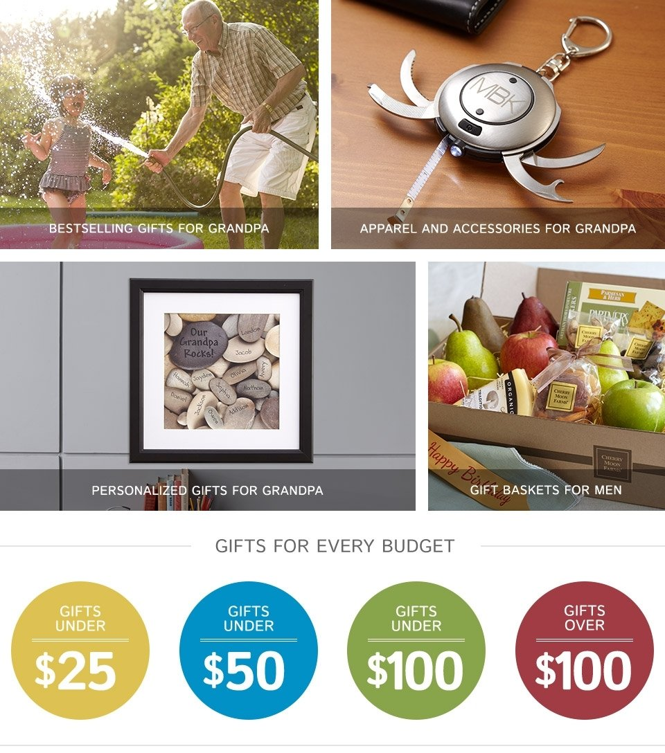 10 Fantastic Gift Ideas For New Grandparents gifts for grandpa personalized grandfather gifts gifts 5