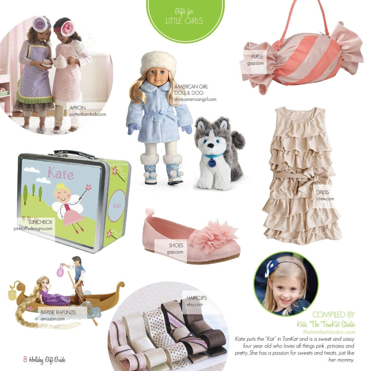10 Stunning Gift Ideas For Little Girls gifts for little girls good boys cool dads holiday gift guide 1 2020