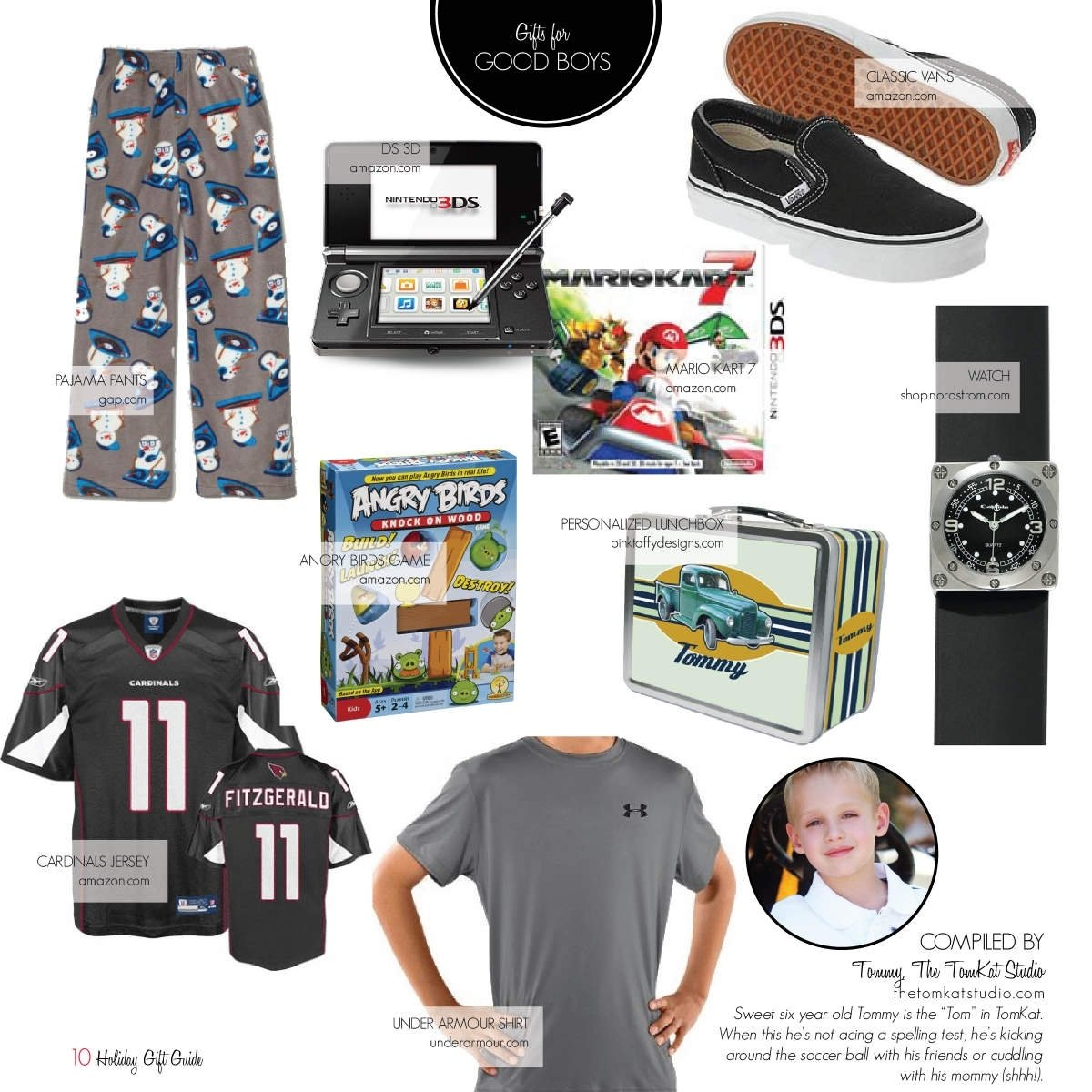 10 Unique Good Gift Ideas For Boys gifts for little girls good boys cool dads holiday gift guide 2 2020