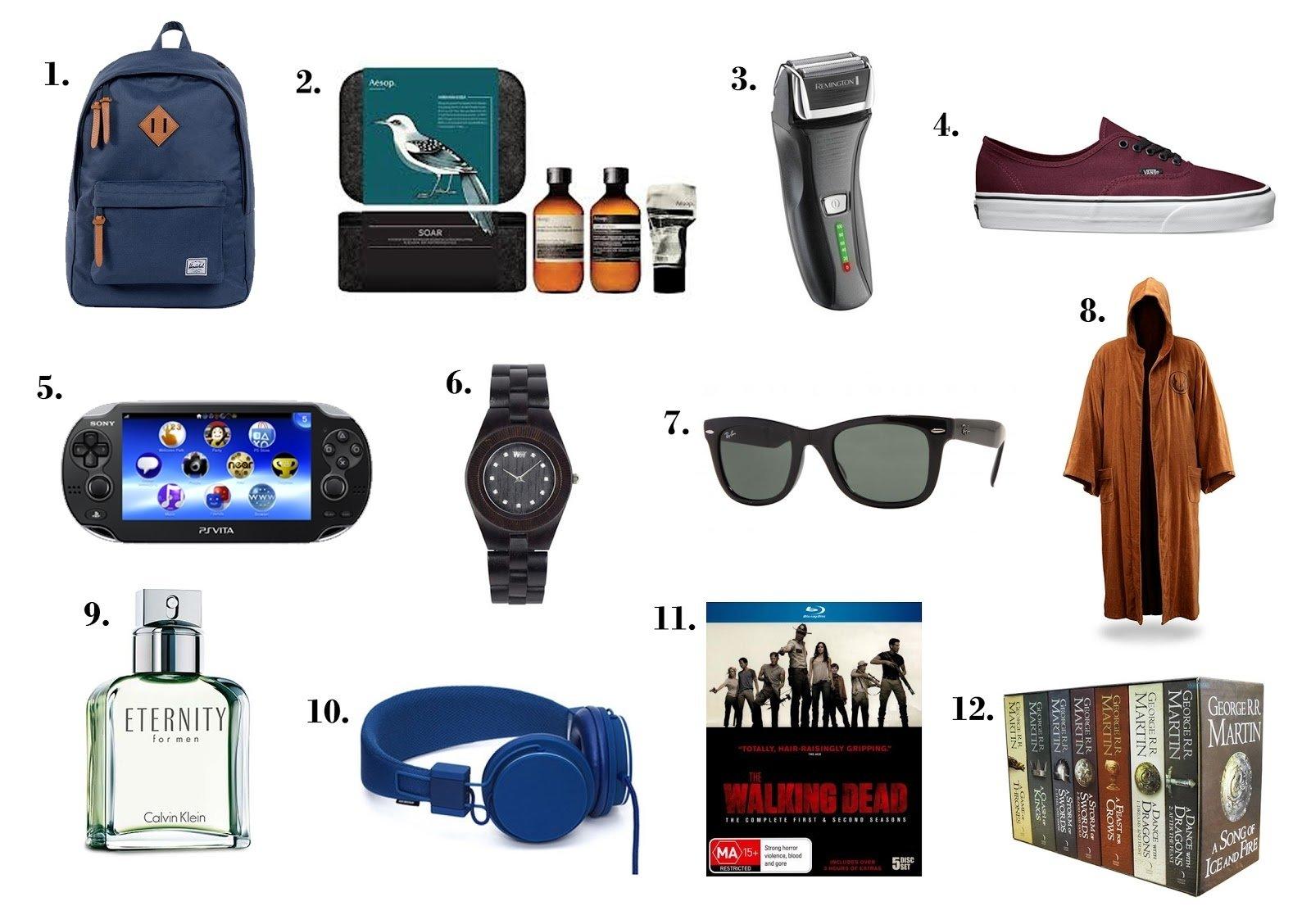 10 Wonderful Fun Gift Ideas For Men gifts for men gift for guys pinterest 2021