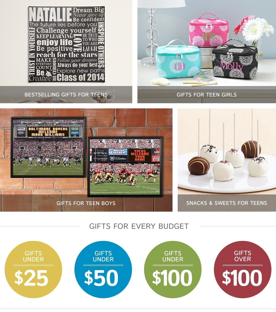 10 Awesome Gift Ideas For Teenage Girls gifts for teens gifts 3