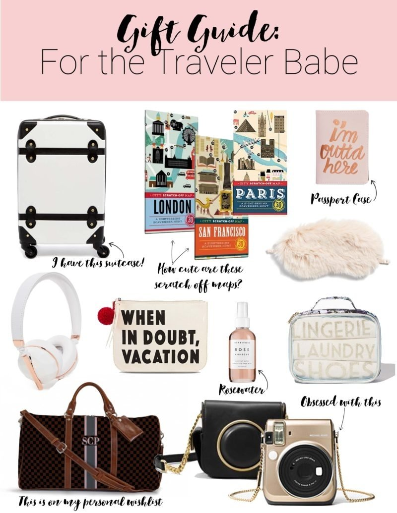 10 Lovely Gift Ideas For The Traveler gifts for the traveler babe aol lifestyle 2020