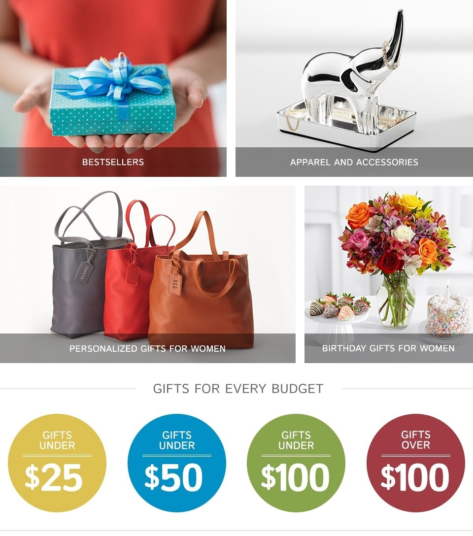 10 Beautiful Gift Ideas For Women 30 gifts for women gift ideas for her at gifts 35