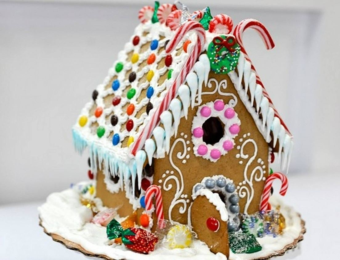 10 Wonderful Gingerbread House Ideas For Kids gingerbread houses the real story of building one at home 2020