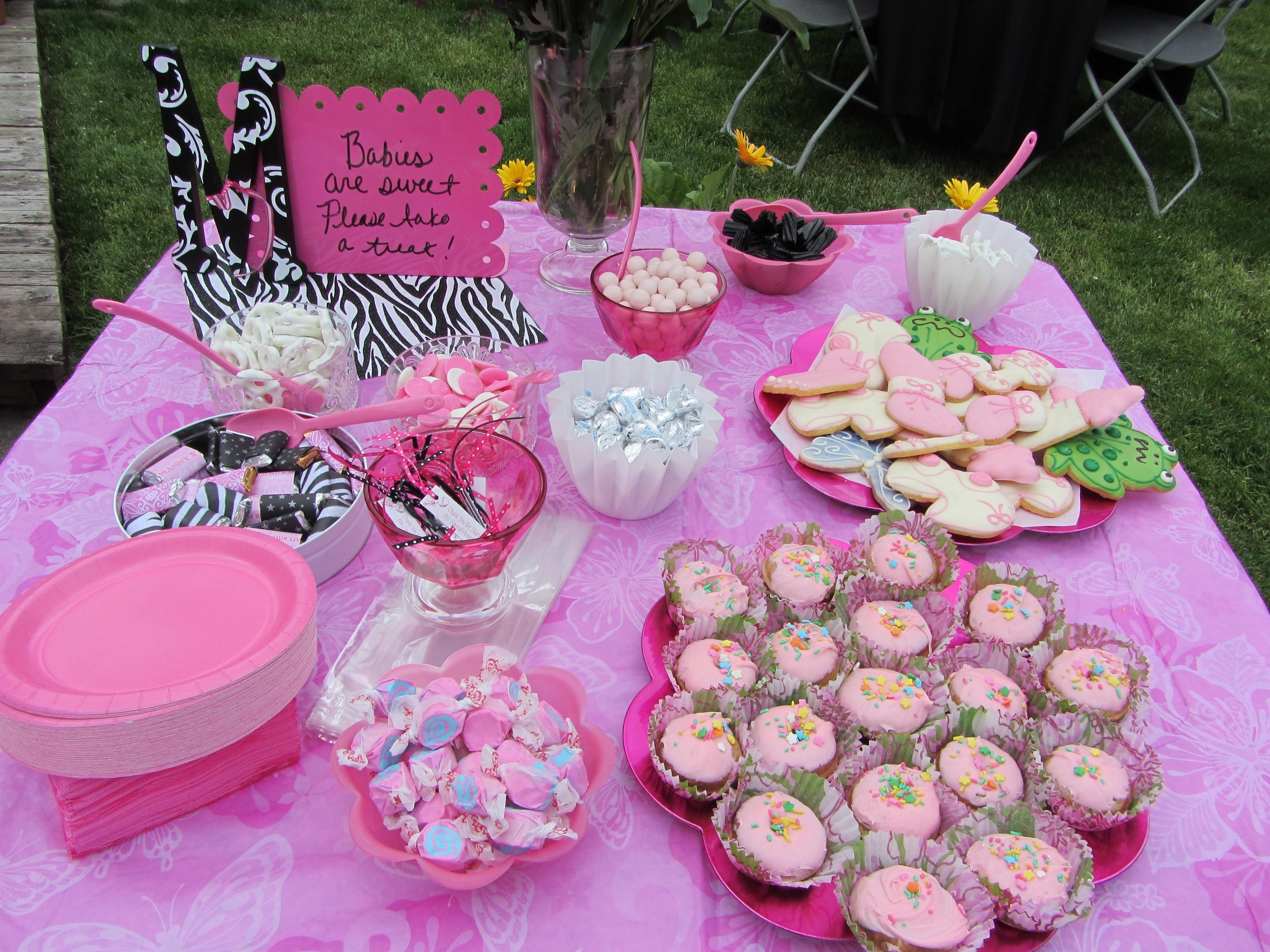 10 Unique Baby Shower Food Ideas For A Girl girl baby shower food baby shower sweet treats baby shower 2020