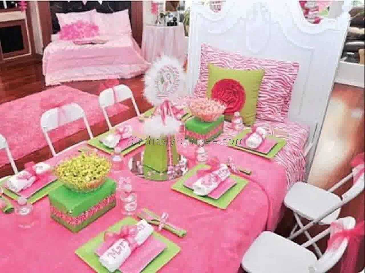 10 Gorgeous 6 Year Old Girl Birthday Party Ideas girl birthday party ideas for year olds home design ideas 2020