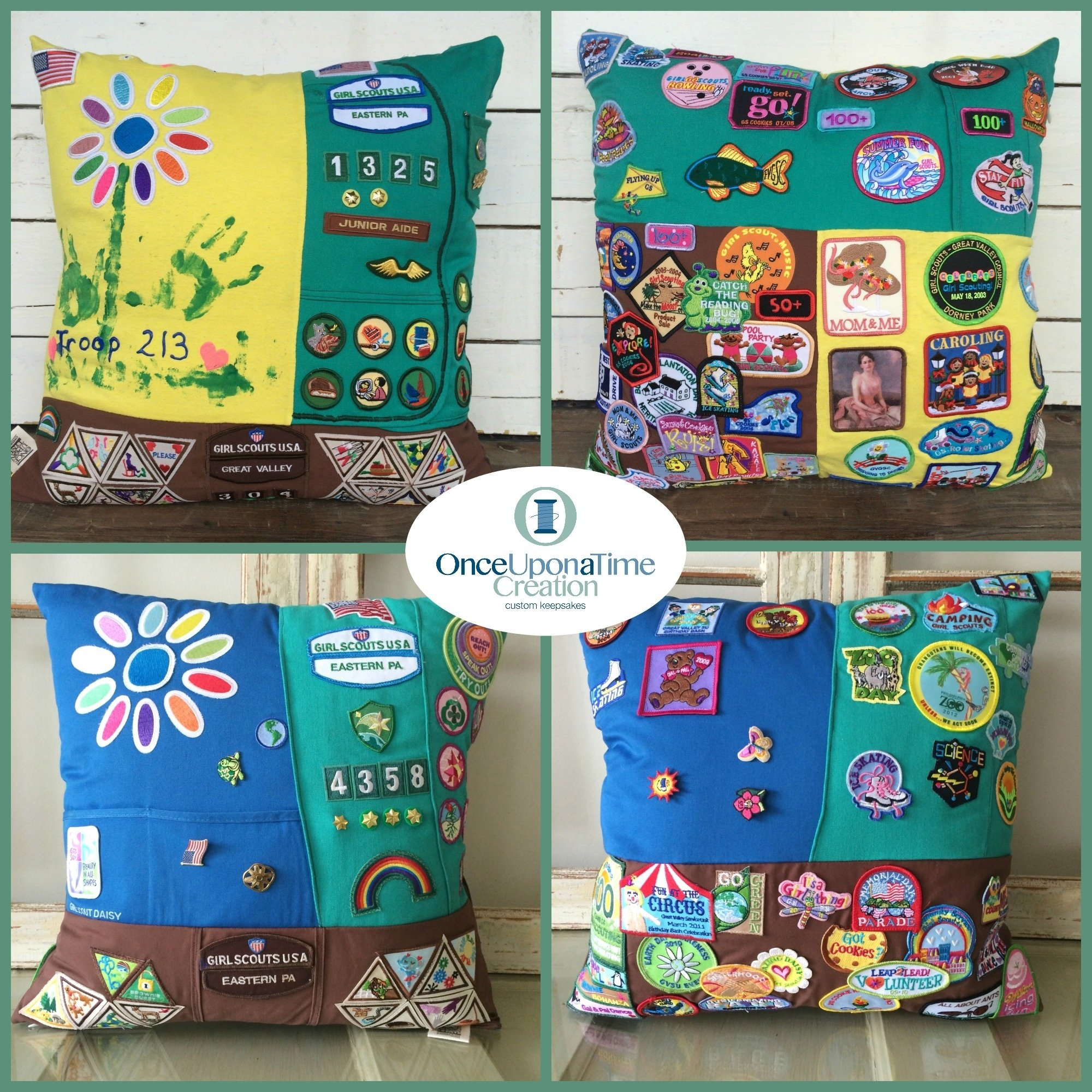 girl scout archives - once upon a time creation