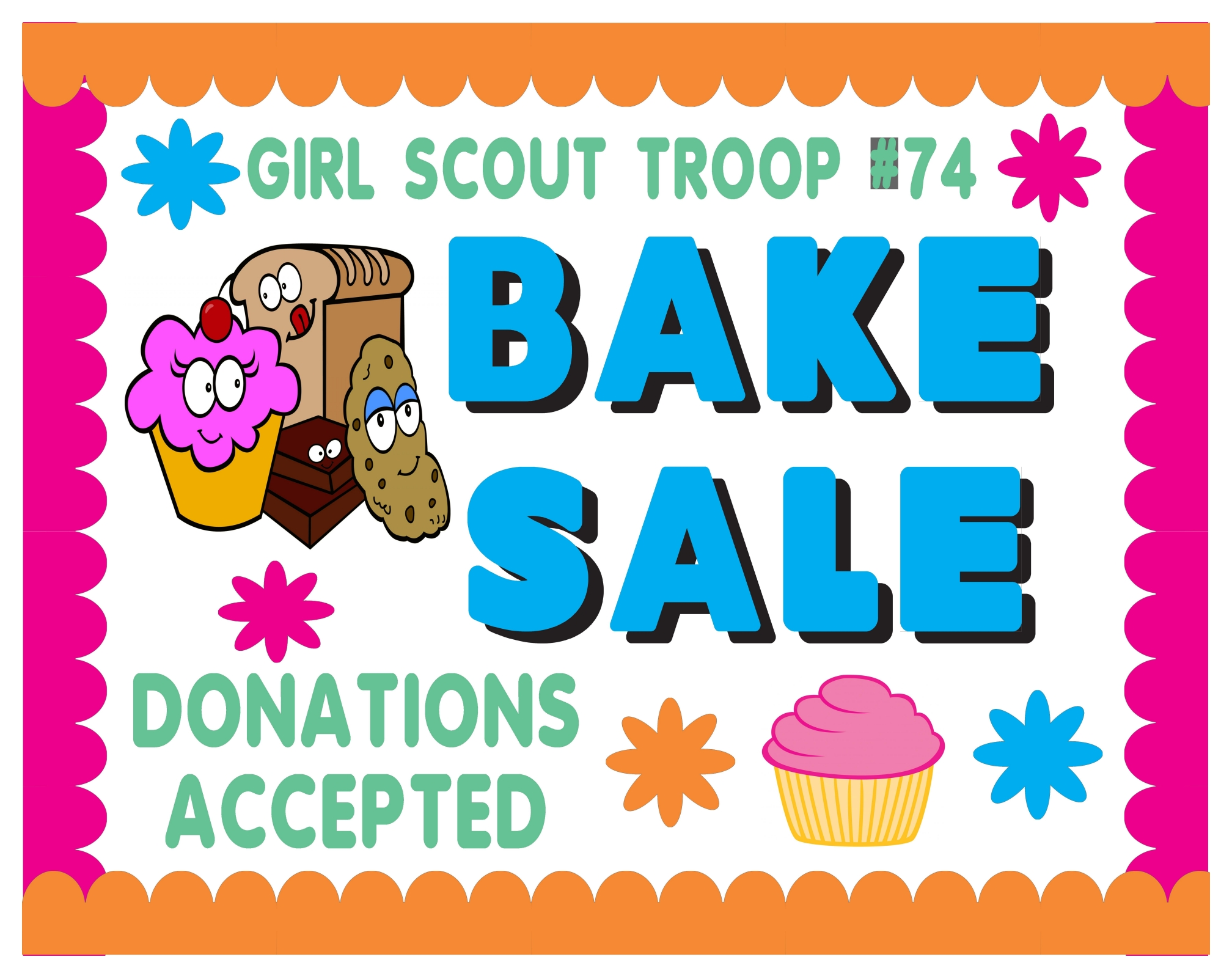 10 Stylish Fundraising Ideas For Boy Scouts girl scout bake sale girl scouts fundraising ideas pinterest