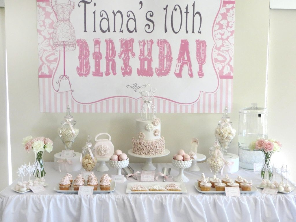 10 Attractive Girls 10Th Birthday Party Ideas girls 10th birthday party ideas margusriga baby party fun 10th
