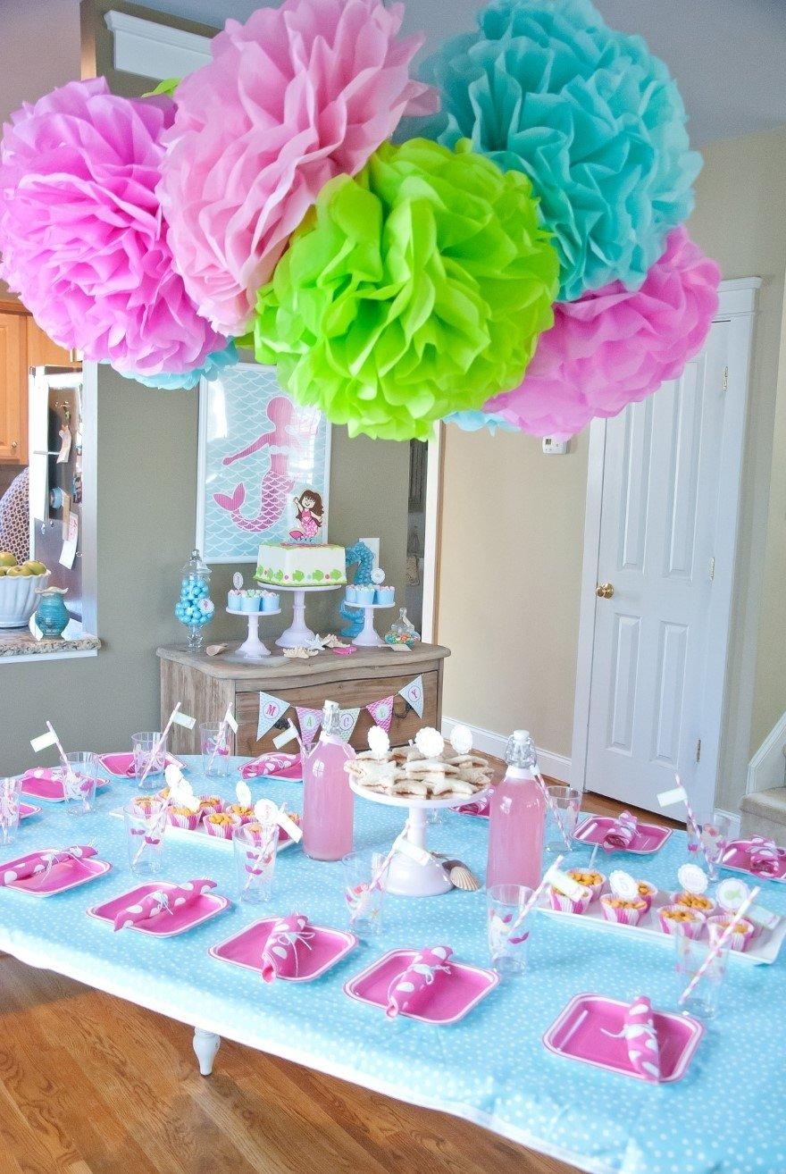 10 Stunning Birthday Ideas For Little Girls girls birthday party themes 2021
