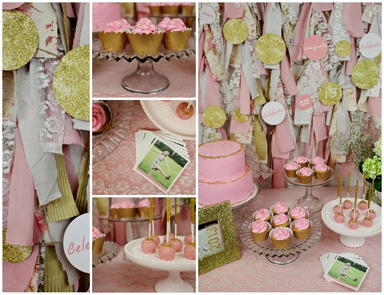 girls graduation party ideas | girly party | pinterest | girls