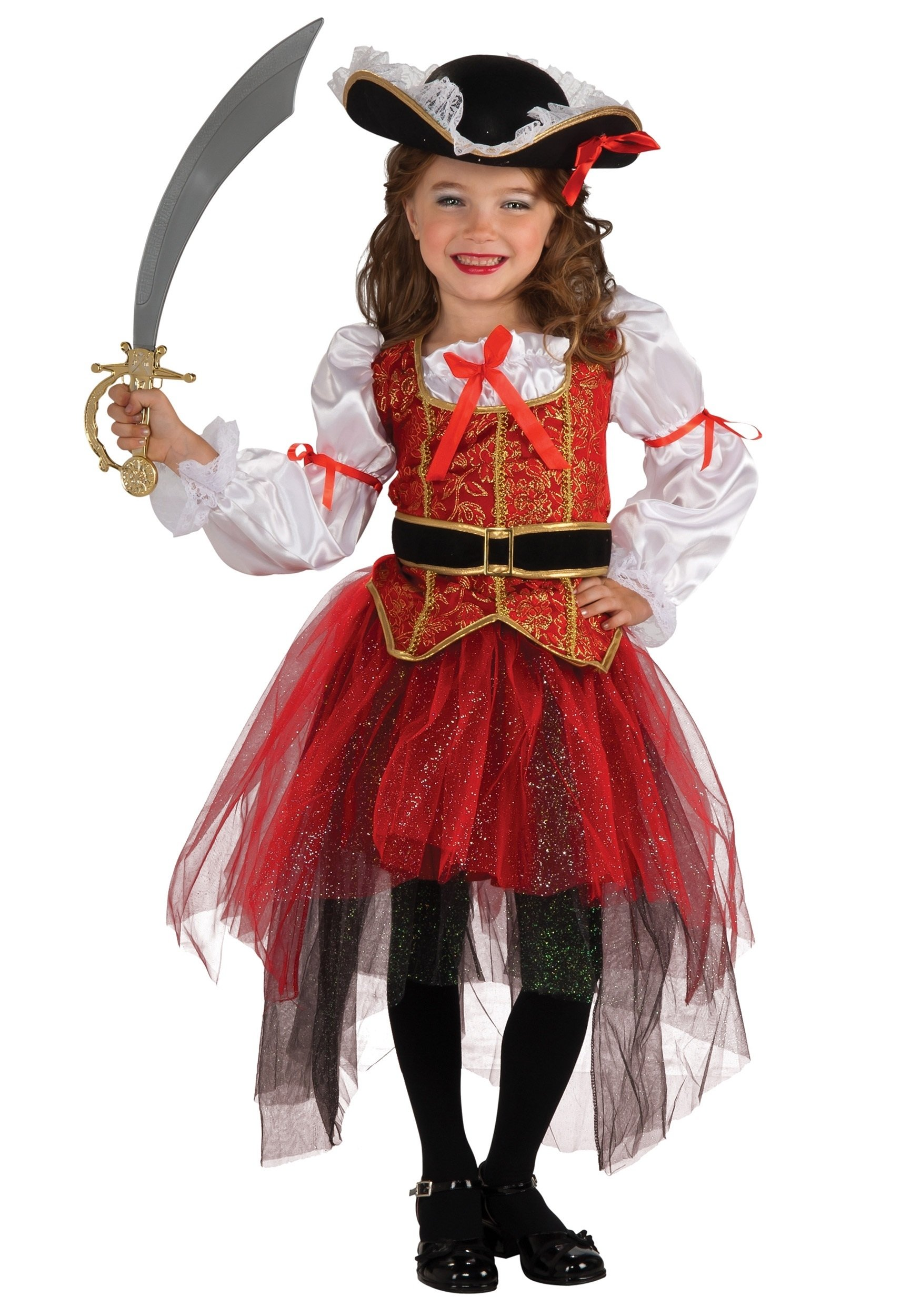 10 Great Pirate Costume Ideas For Kids girls princess pirate costume kids tutu pirate costume ideas 2020