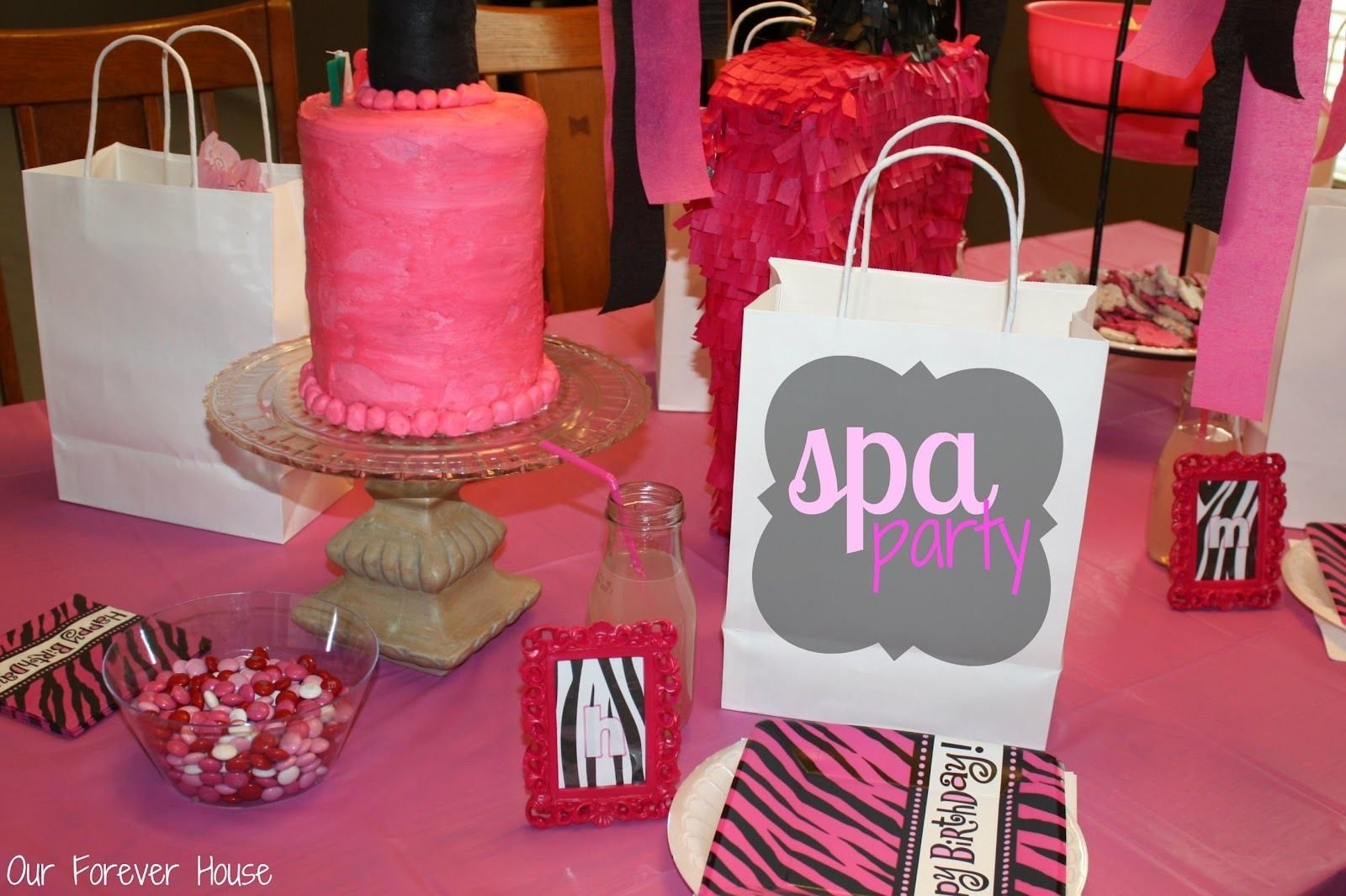10 Most Popular Spa Party Ideas For Little Girls girls spa party decorations little girl spa party ideas mickey 2020