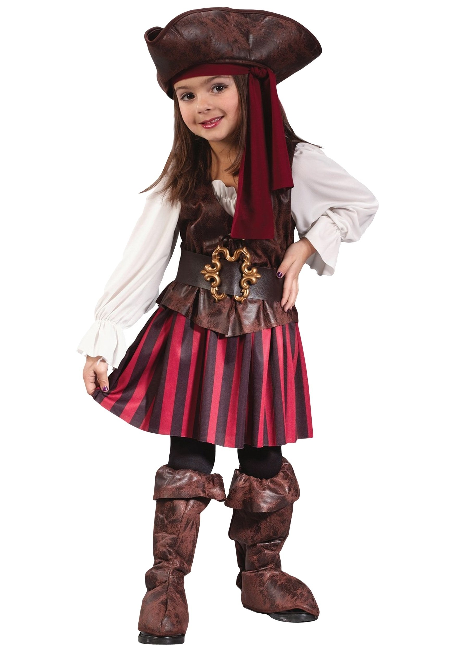 10 Great Pirate Costume Ideas For Kids girls toddler pirate costume toddler girl caribbean pirate costumes 2020