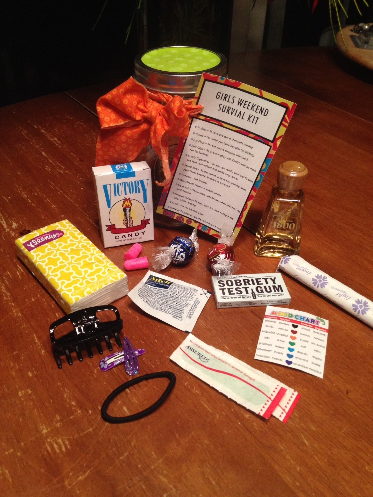 10 Lovely Girls Weekend Gift Bag Ideas girls weekend survival kit the ingredients girls weekend 2020