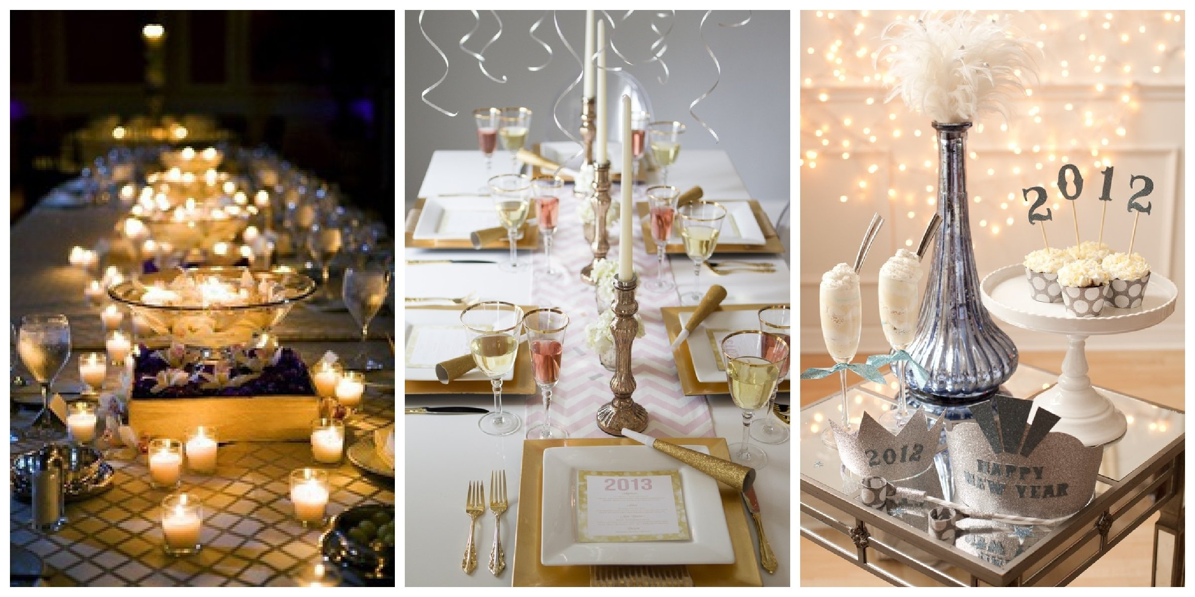10 Pretty New Years Eve Decorations Ideas glamorous decorating ideas new years eve gallery simple design 2021