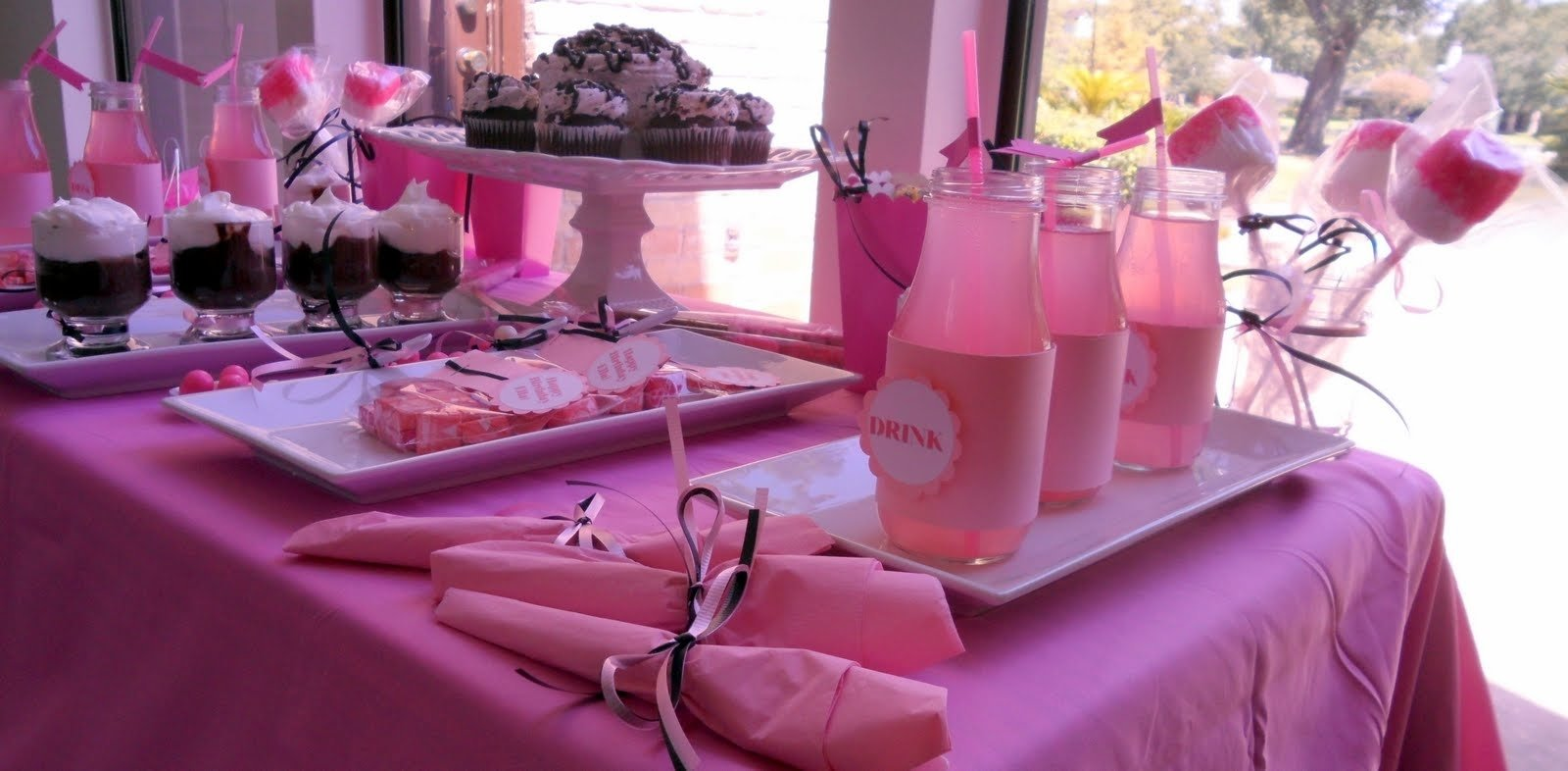 10 Great Birthday Party Ideas For Girls Age 6 glamour avenue parties the blog glamorous barbie inspired spa