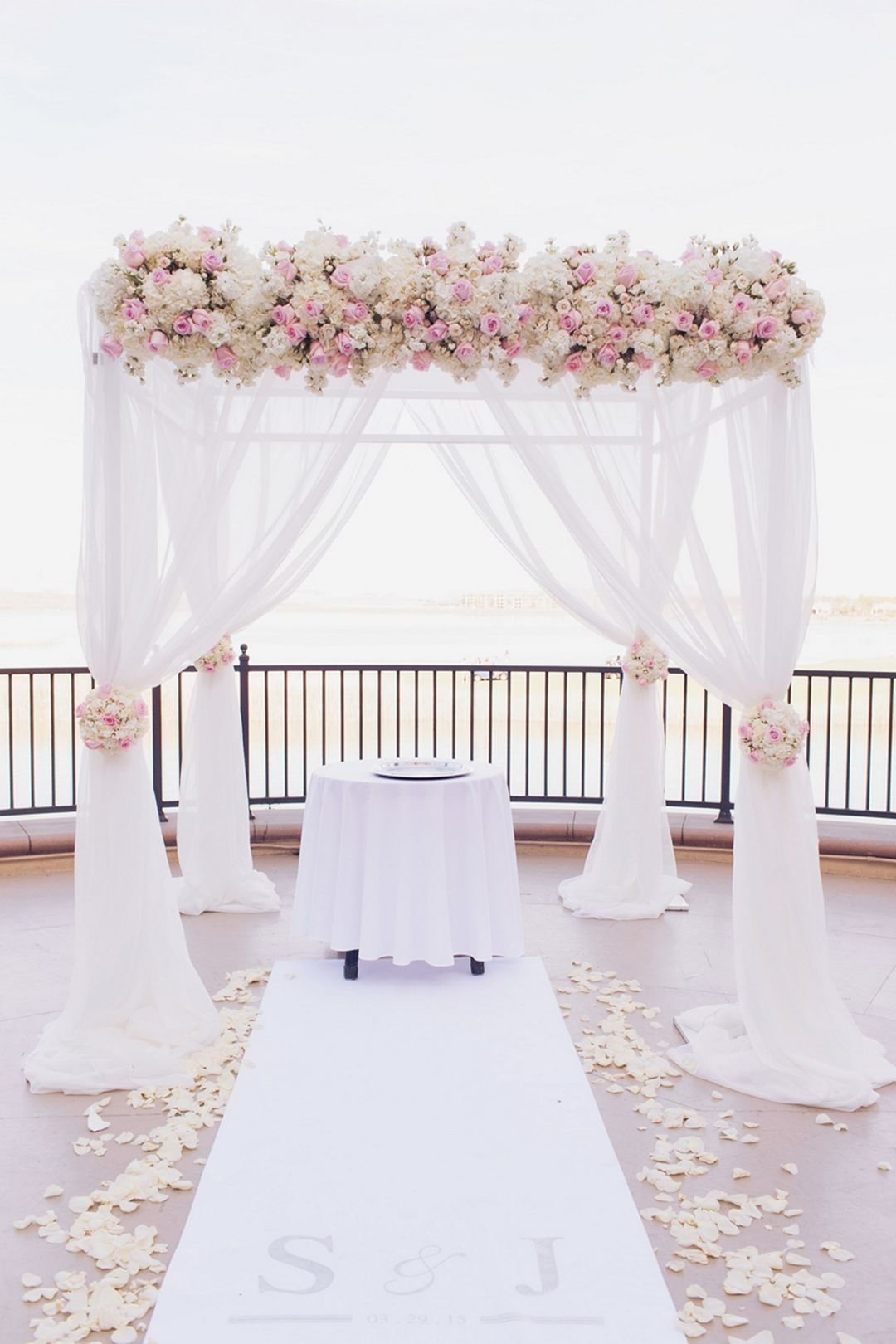 10 Stunning Pink And White Wedding Ideas gloomy 50 most popular white wedding decoration ideas for your 2021