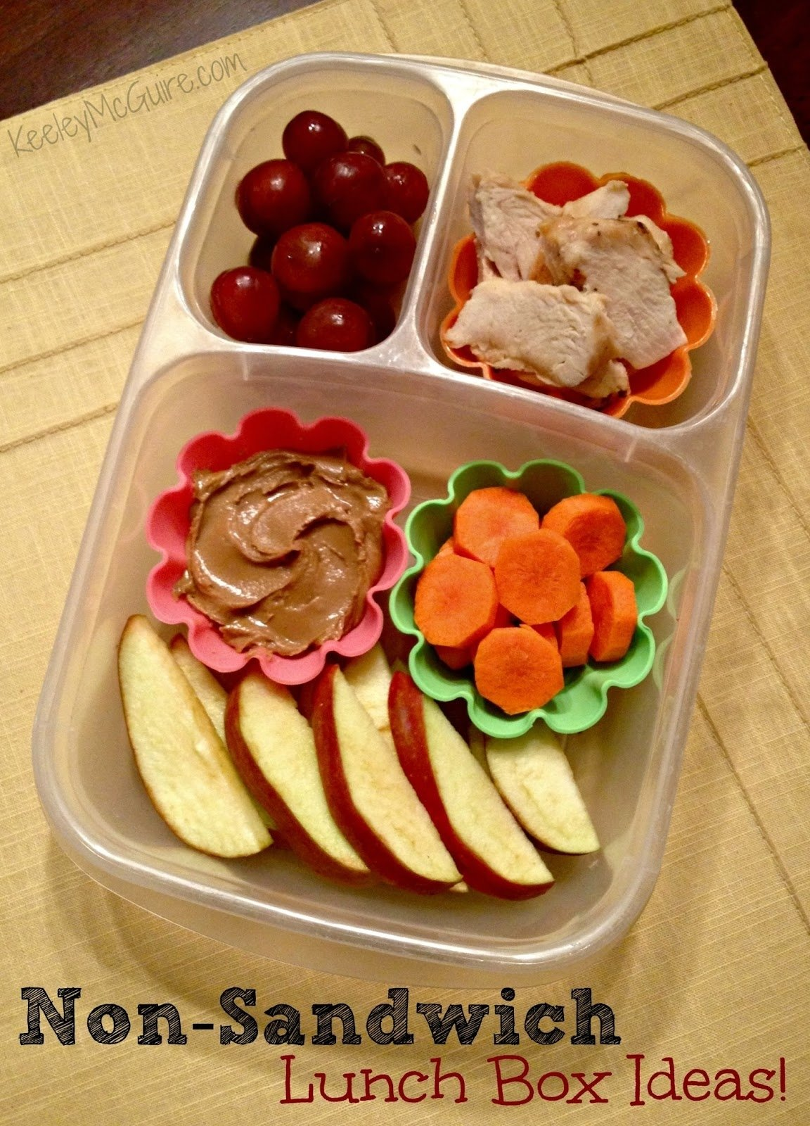 10 Perfect Ideas For Lunch At Home gluten free allergy friendly lunch made easy 20 non sandwich 10 2020