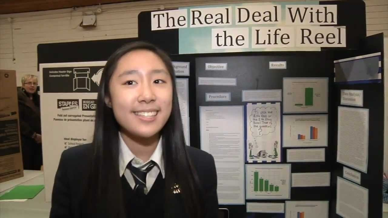 gns grade 9 science fair 2012 - youtube