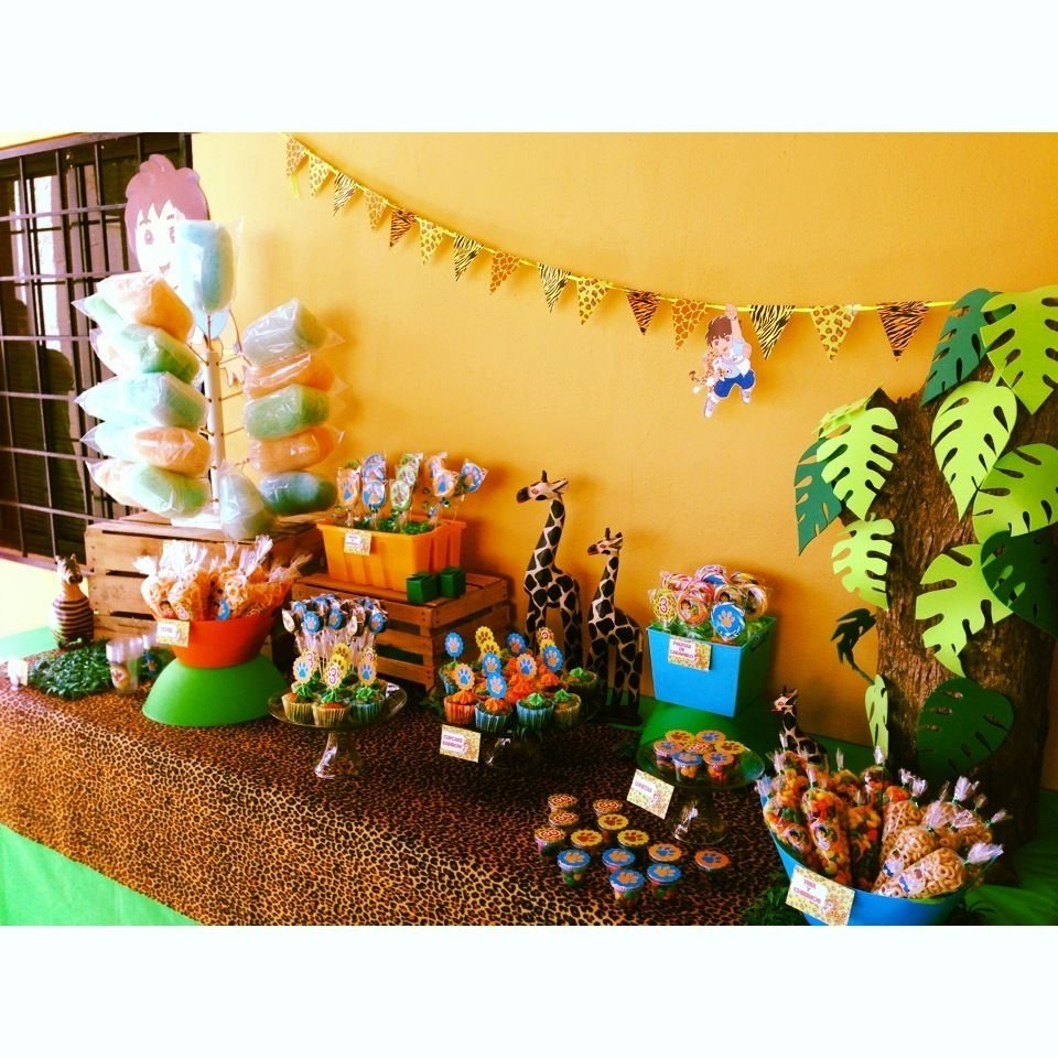 go diego go! diego party candy bar | birthday | pinterest | party