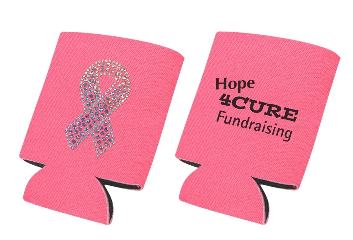 10 Fantastic Fundraising Ideas For Breast Cancer go pink breast cancer awareness promotional products inkwell 2020
