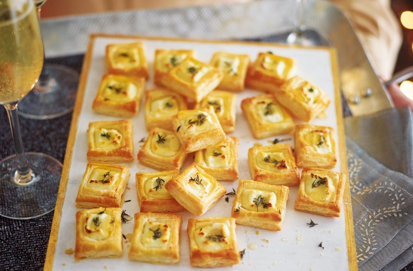 10 Famous Finger Food Ideas For Party goats cheese bites recipe party food ideas tesco real food 2021