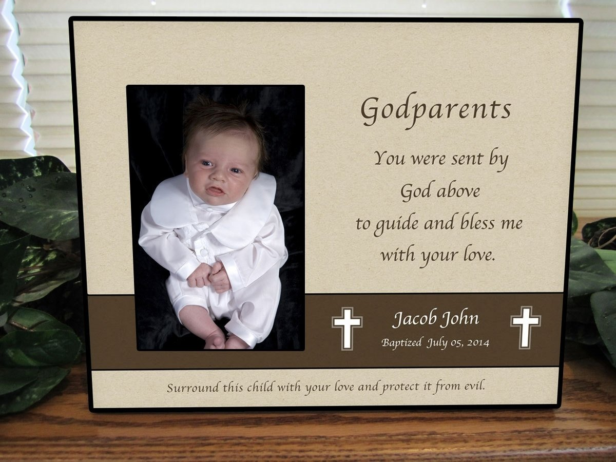 10 Fashionable Gift Ideas For Godparents At Baptism godparent gift baptism gift for godparents baptismthesubshoppe 2021