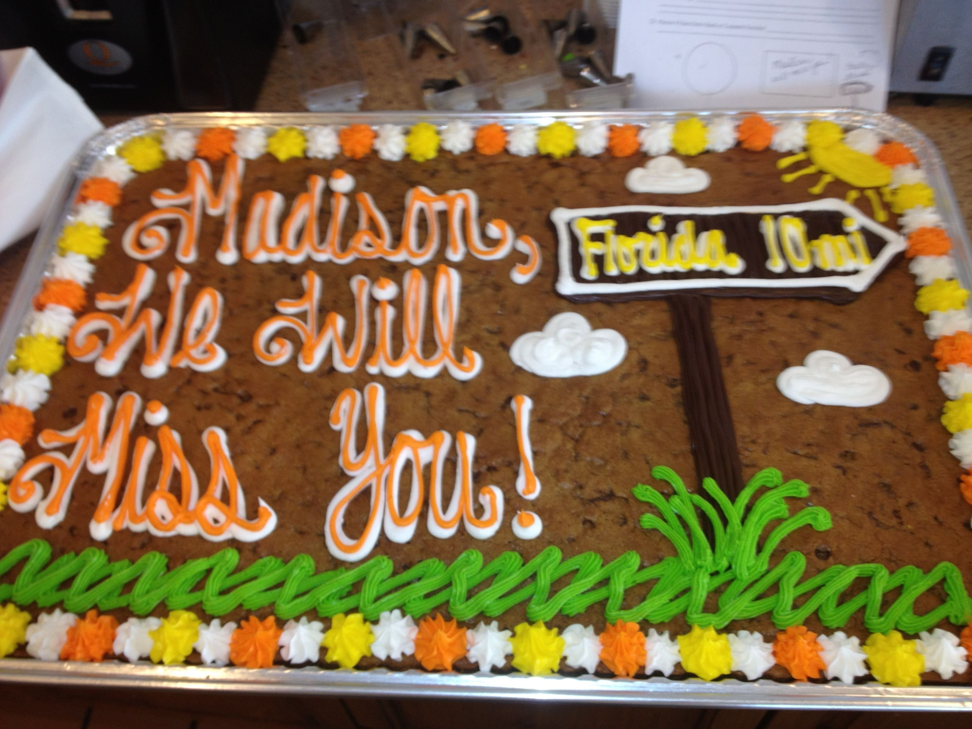 10 Ideal Going Away To College Party Ideas going away to college cake my cakes 3 pinterest college cake 2020